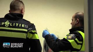 Trailer politie-serie Robuust Blauw!
