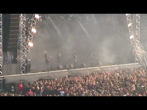 Dimmu Borgir - Spellbound (By the Devil) Metaltown 2008