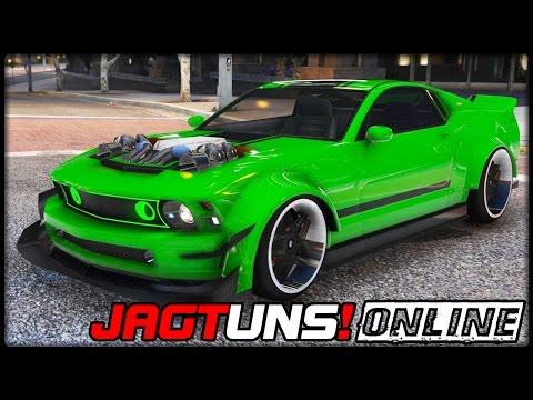 GTA 5 JAGT UNS! #07  ONLINE  Vapid Crowd Runner  Deutsch  Grand Theft Auto 5 CHASE US
