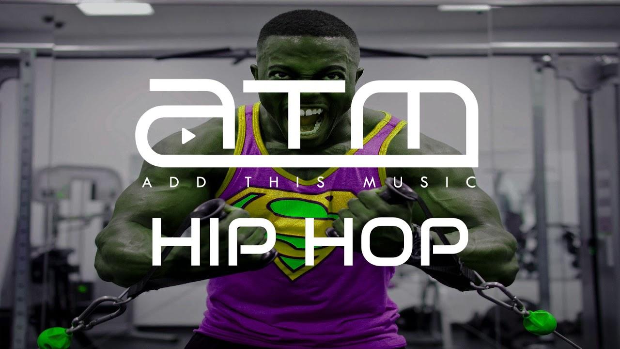 Clean Hip Hop Workout Music Mix 2019 Motivational Rap Songs Best Gym Playlist