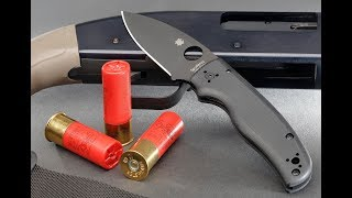 Spyderco Military Review and Gauntlet test #KnifeThursday Ep 32
