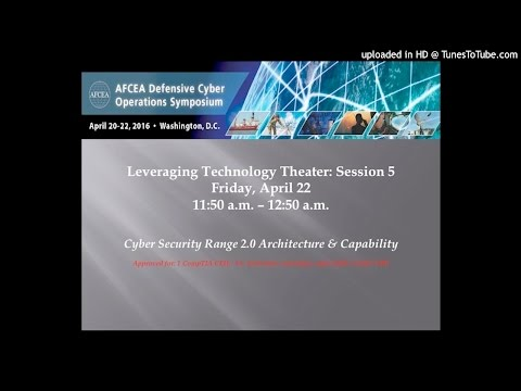 Leveraging Technology: Cyber Security Range
