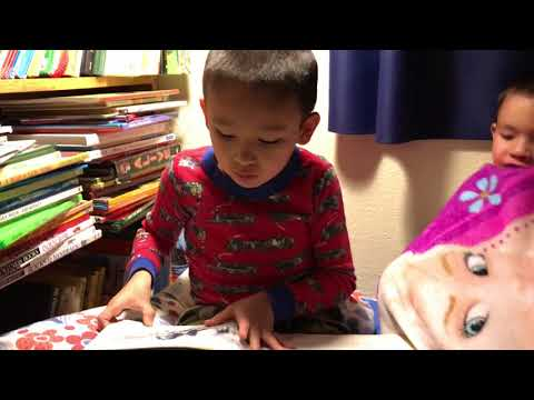 Reading With Henry - Book 2:  Blueberries for Sal by Robert McCloskey
