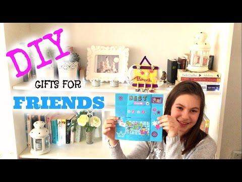 DIY Gifts for Friends/Erika Doumbova/ Подаръци за приятели/Ерика Думбова
