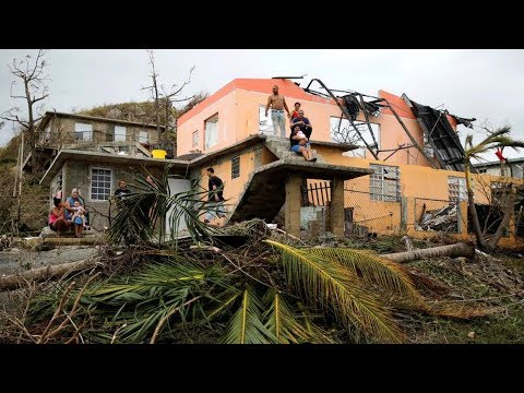 Puerto Ricans Call for Aid Amid Catastrophe: