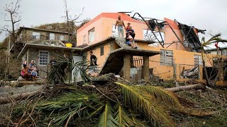 """Puerto Ricans Call for Aid Amid Catastrophe: """"We're American Citizens. We Can't Be Left to Die"""""""