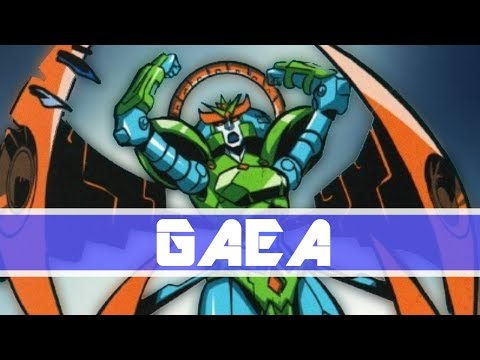Transformers Lore: Origin of Gaea