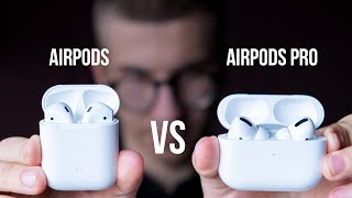 AirPods Pro vs AirPods: Cine-i liderul? (review română)
