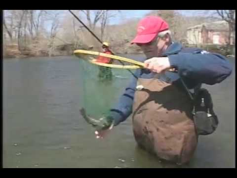 S2Ep13 (Classic) - Cape Cod Spin Cast Trout and Fluke off Rhode Island (2004)