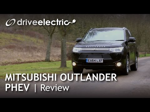 Mitsubishi Outlander PHEV Review | Drive Electric