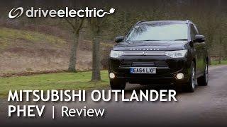 Mitsubishi Outlander PHEV Review   Drive Electric