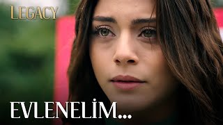 Teklifini Kabul Ediyorum! | Legacy Episode 101 (English & Spanish subs)