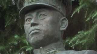 期せずして終戦の日の長岡訪問でした。
