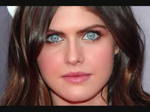 Alexandra Daddario Beautiful Eyes