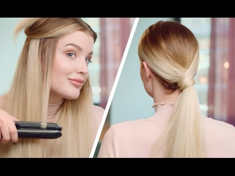 How to do a low ponytail   Oriflame Cosmetics