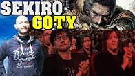 ¡¡¡LOS MEJORES GAME AWARDS DE LA HISTORIA!!! - Sasel - goty sekiro - xbox series - stranding