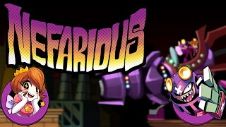 Have You Heard Of Nefarious? (review)