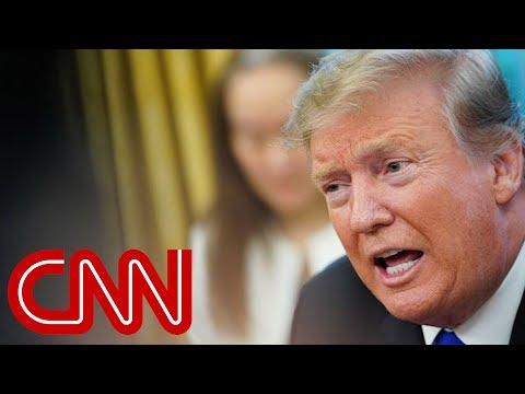 CNN: Trump responds to arrest of man who prosecutors say is a white supremacist