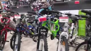 Walmart bike vs Canadian Tire bike