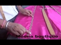 Tulip salwar cutting and stitching in Hindi