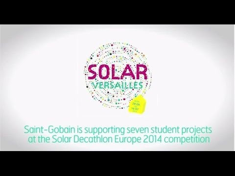 SD Europe : 7 student projects sponsored by Saint-Gobain