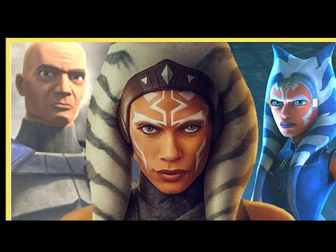 Ahsoka & Rex Update! Ahsoka Series & The Bad Batch Rumors