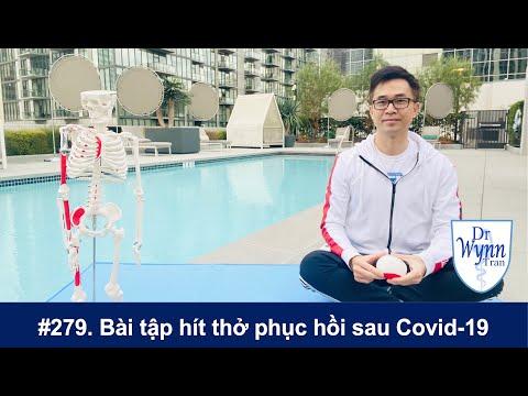 #279. Tập trị liệu hít thở phục hồi sau Covid-19 với BS Wynn Tran