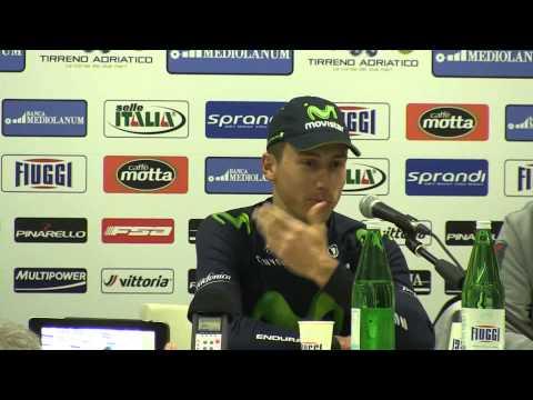 Adriano Malori conquista il prologo della Tirreno - Adriatico 2015