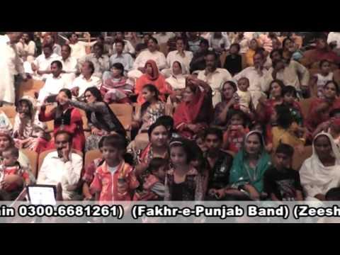 IK IK SHAY channa ustad sadiq hussain perform at nusrat auditorium