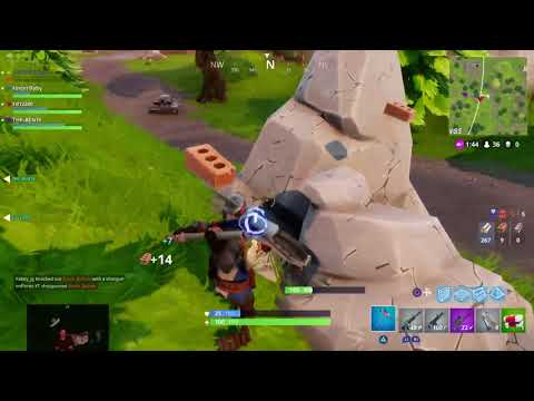 Fortnite Battle Royale: That was too close!