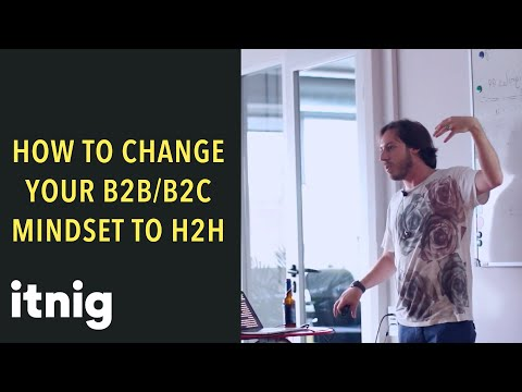 Inbound marketing with Restb.ai head of growth Tim Cakir - How to change your B2B/B2C mindset