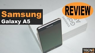 Samsung Galaxy A5 2016 | Review en español