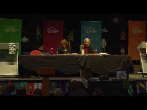 GC42 Moderator Nominees Address the Court, Youth Forum Worship