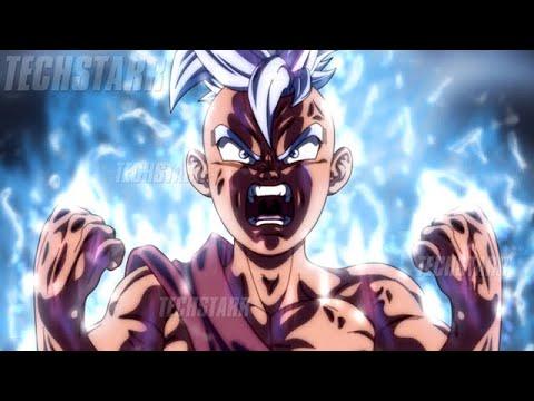 Download Uub MASTERES Ultra Instinct AFTER Dragon Ball Super