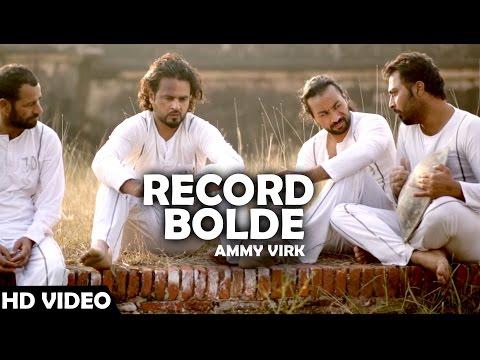 RECORD BOLDE - AMMY VIRK | JUGNI Hath Kise Na Auni | Latest Punjabi Song | Lokdhun Punjabi