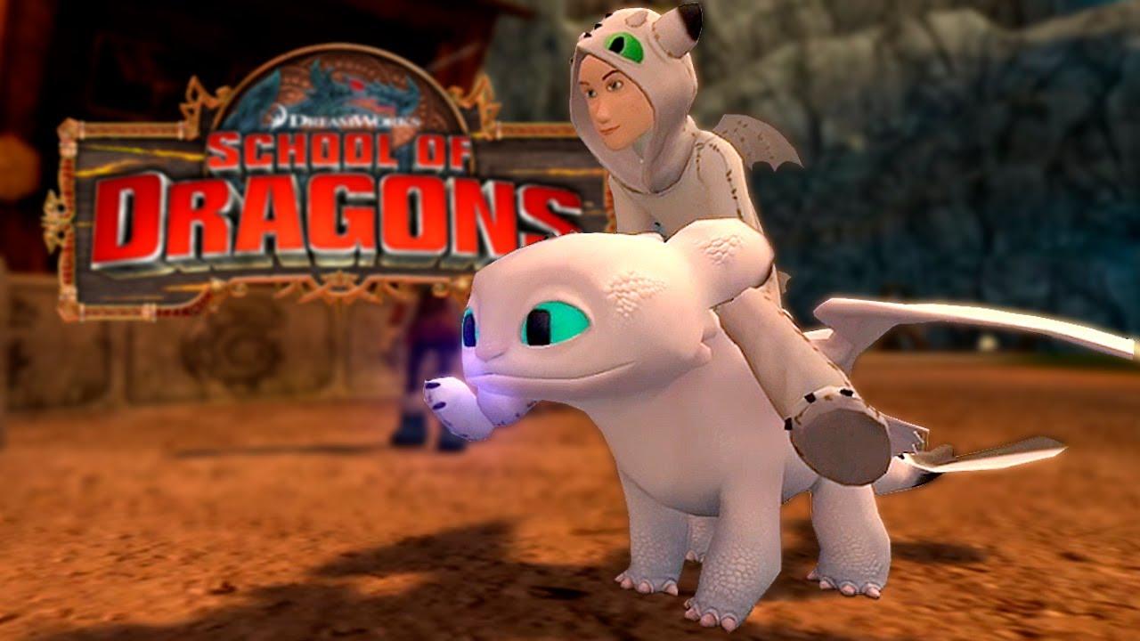 Escola de Dragões - FILHOTES DO BANGUELA, Pouncer Night Light - School of Dragons