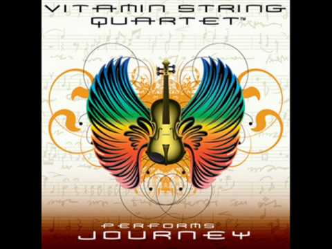 Vitamin String Quartet - Don't Stop Believing