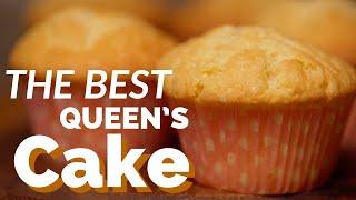 The Best Queen's Cake Recipe