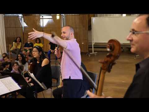 The Philadelphia Orchestra On Tour 2018: A Visit To Wahat Al-Salam/Neve Shalom, Near Tel Aviv