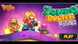 Zombo Buster Rising Full Gameplay Walkthrough