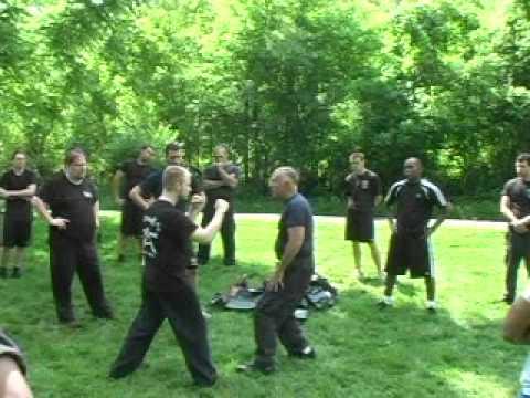 Bando Elbow Training Part 2,  ICSA Camp,   May 2011