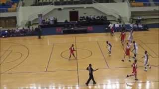 Tommy Smith 2013-14 Qatar Basketball Highlights