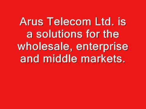 Senem Deniz - Arus Telecom DIRECT ROUTES TO CUBA.wmv