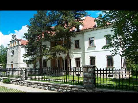 Cetinje (The Old Royal Capital of Montenegro)