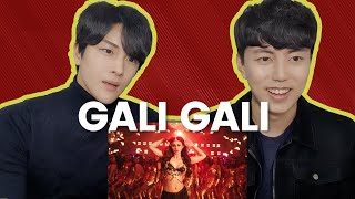 Baixar GALI GALI Reaction by Korean Dost | KGF