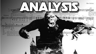 """King Kong: """"Main Titles"""" by Max Steiner (Score Reduction and Analysis)"""