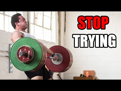 You Are NOT Clarence Kennedy (Olympic Weightlifting Tips)
