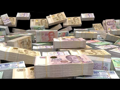 BILLIONS of SINGAPORE DOLLARS :: Wealth Visualization, Manifestation, Abundance HD