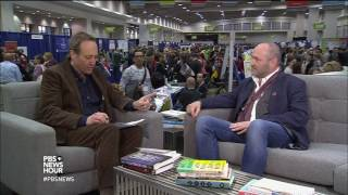 Download Lagu Giving advice to young writers, Colum McCann wants to see the fire in their eyes mp3