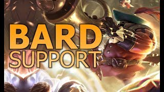 Bard Support 7.22 (Preseason 8)